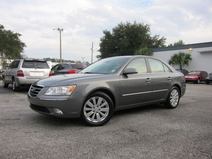 Last one before Christmas: 2009 HYUNDAI SONATA LIMITED http://www.pwuc.com/inventory/used-hyundai-sonata-gainesville-fl-2/