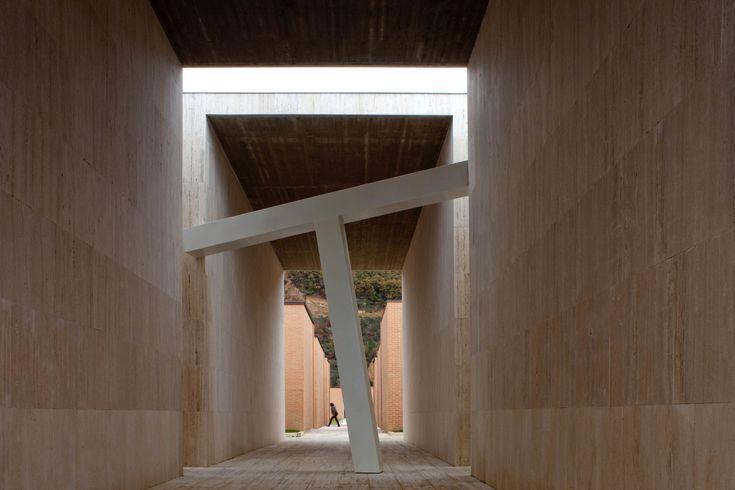 Extension of Gubbio Cemetery / Andrea Dragoni + Francesco Pes