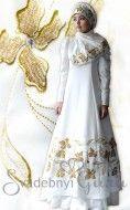 wedding Hijab, мусульманское свадебное платье