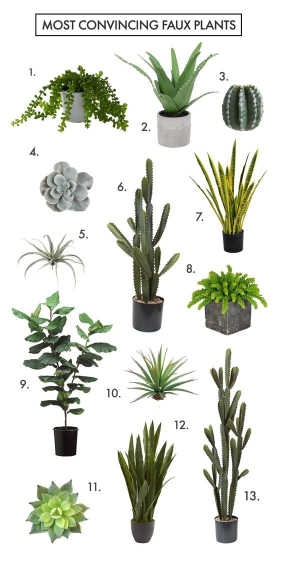 How To Find The Most Convincing Faux Plants Click Through For Links Artificial In 2018 Fake