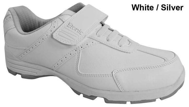 Etonic Mens Velcro Golf Shoes