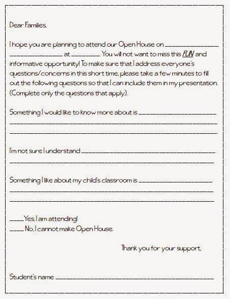 220 best Open House images on Pinterest School, Classroom ideas - how to make a signup sheet
