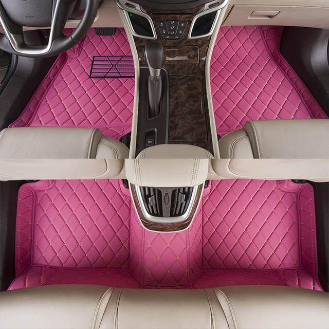 Online Shop Car Floor Mats Specially For Audi A1 A3 A4 A5 A6 A7 A8