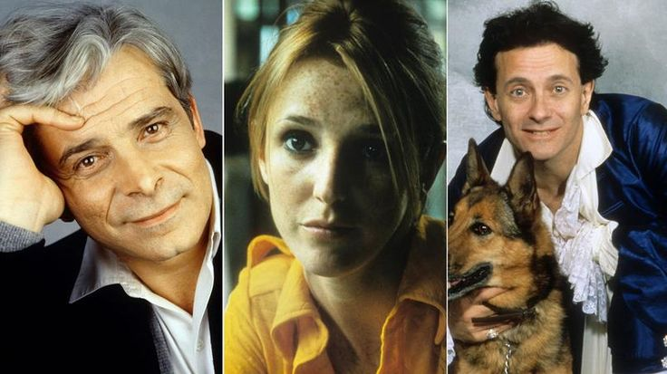 Jacques Weber, Sandrine Kiberlain et Francis Huster trois élèves du Cours Florent.