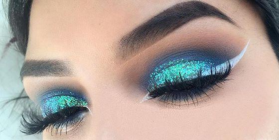 #mermaid #makeup #halloweenmarket #halloween  #грим #макияж #морскаятема #русалка Макияж русалки на хэллоуин (фото) Ещё фото http://halloweenmarket.ru/%d0%bc%d0%b0%d0%ba%d0%b8%d1%8f%d0%b6-%d1%80%d1%83%d1%81%d0%b0%d0%bb%d0%ba%d0%b8-%d0%bd%d0%b0-%d1%85%d1%8d%d0%bb%d0%bb%d0%be%d1%83%d0%b8%d0%bd-%d1%84%d0%be%d1%82%d0%be/