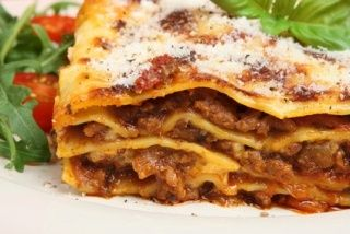 Venison Lasagna, one of our favorite ground venison recipes!