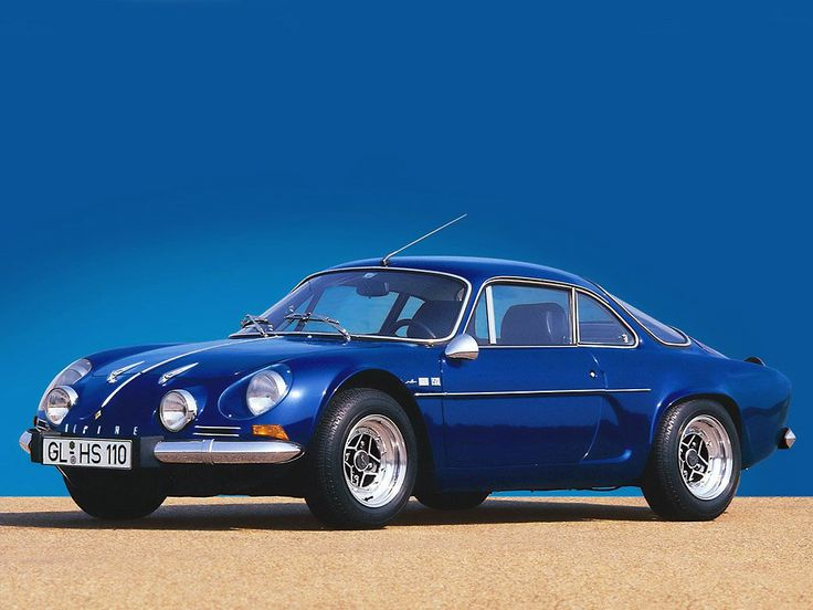 Classic Renault Alpine A110.  #RePin by AT Social Media Marketing - Pinterest Marketing Specialists ATSocialMedia.co.uk