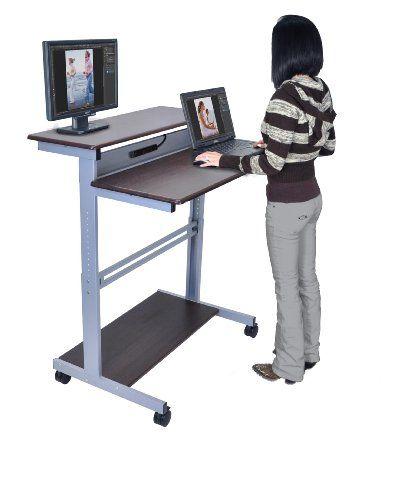 Wonderful Ergonomic Home Computer Desk Throughout Decor
