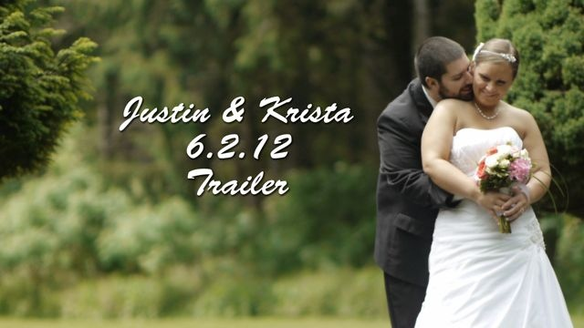Justin & Krista's trailer by Fruit Tree Studios.
