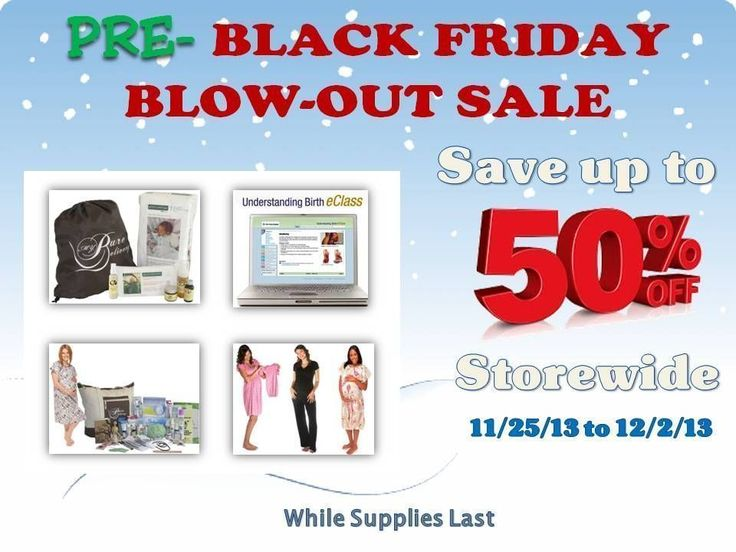 Today starts My Pure Delivery Pre-Black Friday SALE running for 1 week from today until Cyber Monday (12-2)!  Save up to 50% Off Store-wide on Maternity Wear, Labor Bags, Baby Shower Gifts, Belly Bands, Online Childbirth Classes and More. NOW is time to get that special gift for Mama-to-be, Baby, Dad even your Doula / Midwife.  *FREE SHIPPING*  http://mypuredelivery.com/categories #CandleMakingWithoutPain! #pregnancybellyband #pregnancyat40,