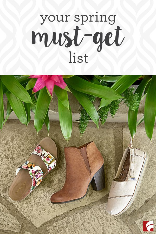 Spring is in the air! With a little less than a month to go until the official first day of the season, it's time to start thinking about transitioning your wardrobe. As spring fever starts to set in, here are the styles to make sure you have in your closet for a spectacular season ahead.