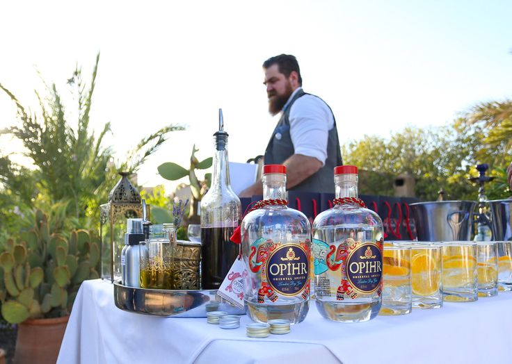 Opihr Gin World Adventure Cocktail Competition Winner Crowned