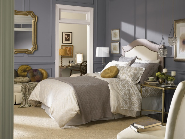 HGTV: {20 Designer Tricks of the Trade for Using Paint Colors} Cocoon With Color