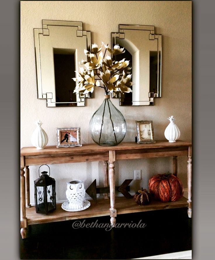 Foyer Table Macy S : Best images about bethany carlos new home on
