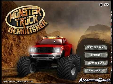 Gaming with John: EP18 Monster Truck Demolisher