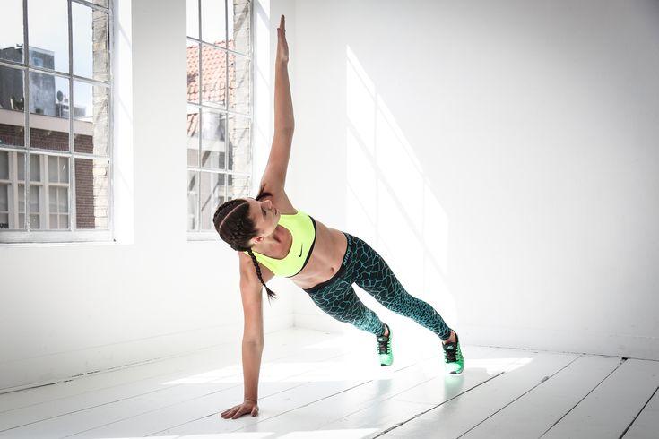 Workout Wednesday #Oefeningen voor je bovenlichaam