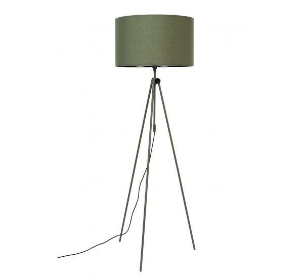 Zuiver Lesley Gulvlampe Gron Lampe Tripod Lamp Gulvlampe