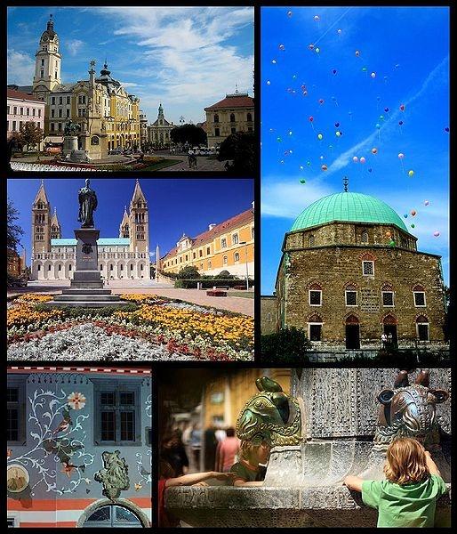 Pécs #Hungary