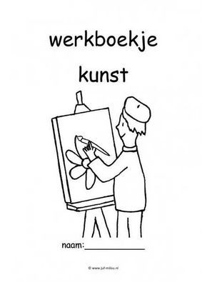 Werkboekje kunst