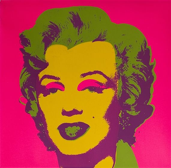 Artwork by Andy Warhol, Marilyn Monroe (30/100) (The 1st Edition of Mayrilyn Monroe Series), Made of Serigraph