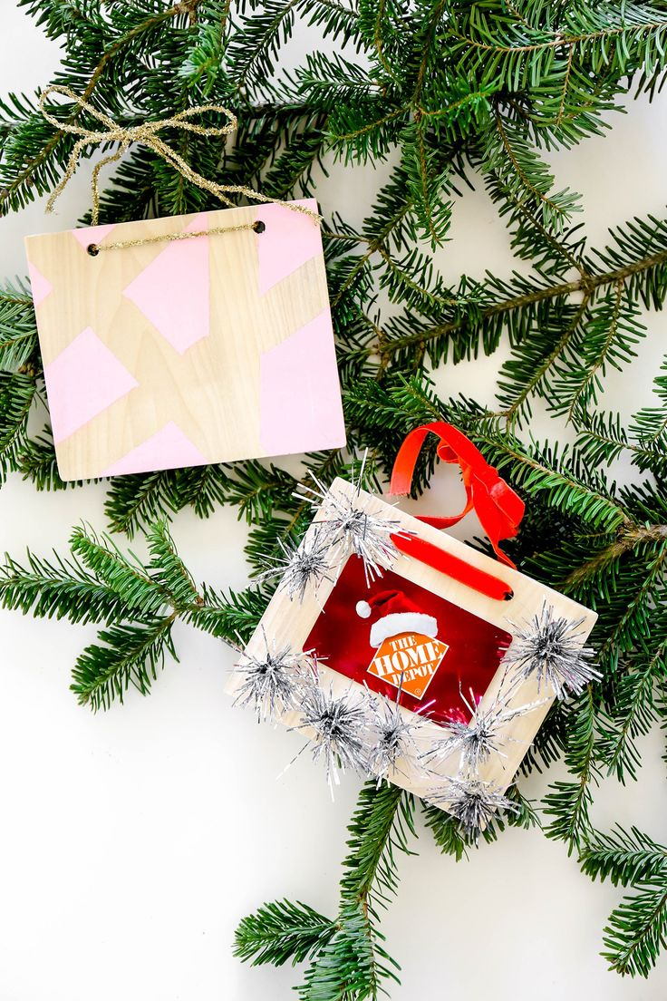missionmerry  diy gift card holders to hang from the