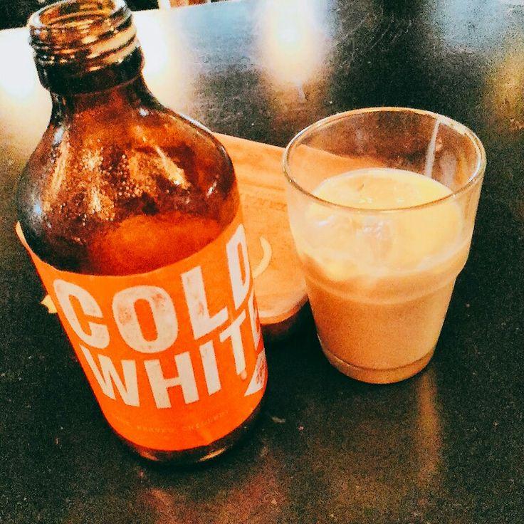 coffee cold white