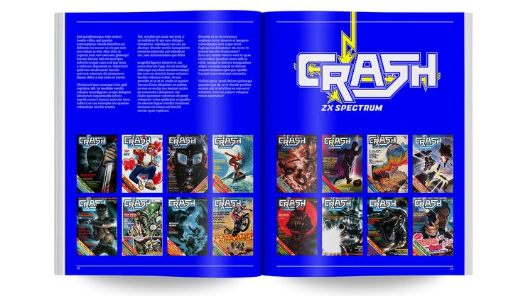 ZX Spectrum: A Visual Compendium | Get it here: http://www.funstockretro.co.uk/sinclair-zx-spectrum-a-visual-compendium-book