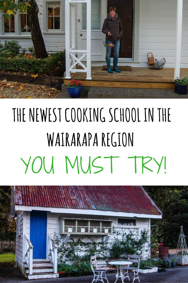 The Newest Cooking School in the Wairarapa Region You Must Try!