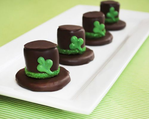 Cute St. Patty's Day Sweets!