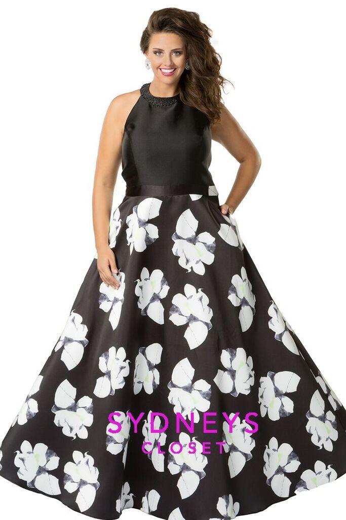 Sydneyu0027s Closet Plus Size Prom Sydneyu0027s Closet Prom Lillianu0027s Prom Boutique