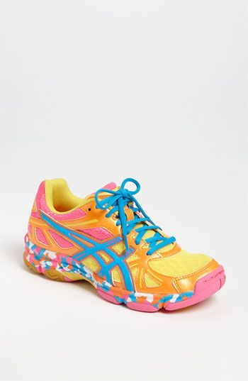 ASICS® 'GEL-Flashpoint' Volleyball Shoe (Women) at Nordstrom.com. Man, it's costly to look cute when you're working out. $99.95