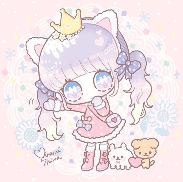Shimaminami Illustration