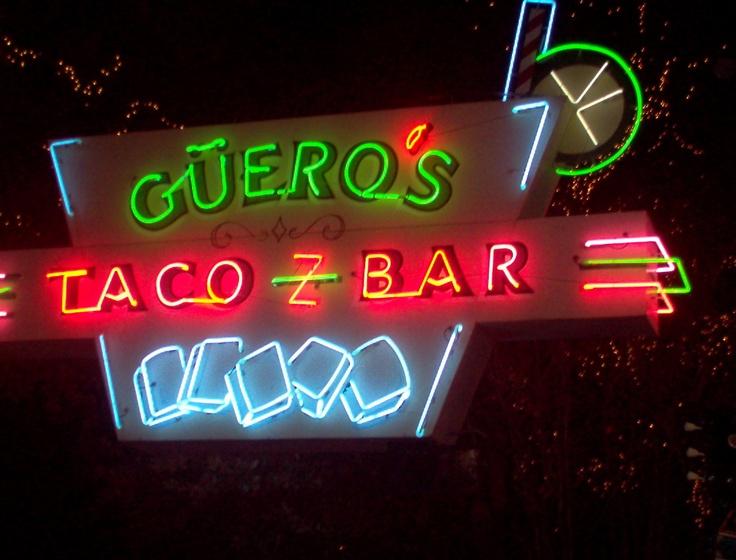 Guero's, Austin
