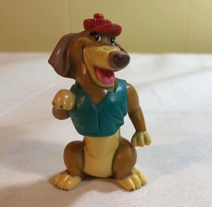 1989 Itchy Itchiford 3 Pvc Figure Wendy S All Dogs Go To Heaven