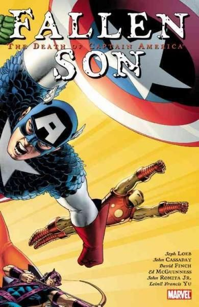 Marvel Fallen Son: The Death of Captain America