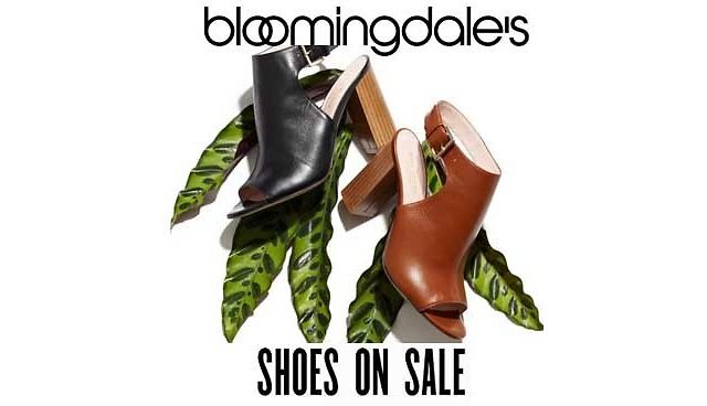 Up to 70% Off Designer Shoe Sale  Extra 25% Off Purchase Sale (bloomingdales.com)