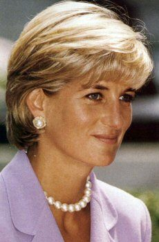 Lady Diana Spencer (First wife of Charles, Prince of Wales)