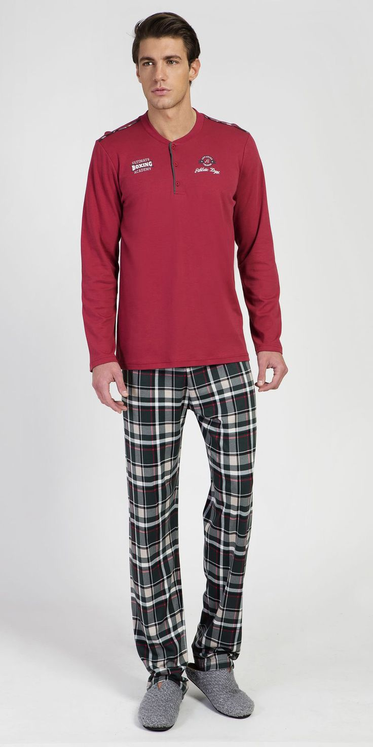 Pyjamas 100% Cotton | Pyjamas| Vamp! Men's Pyjamas 100% Cotton 5560