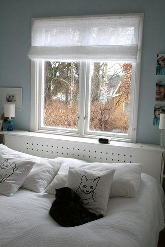 :)Kids Bedrooms, Cat Pillows, Cat Stuff