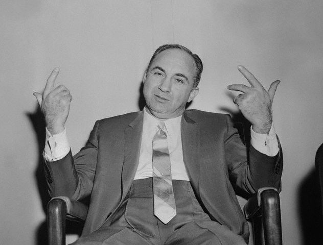 "Mickey Cohen | MEYER HARRIS ""MICKEY"" COHEN / THE SUNSET KINGPIN"