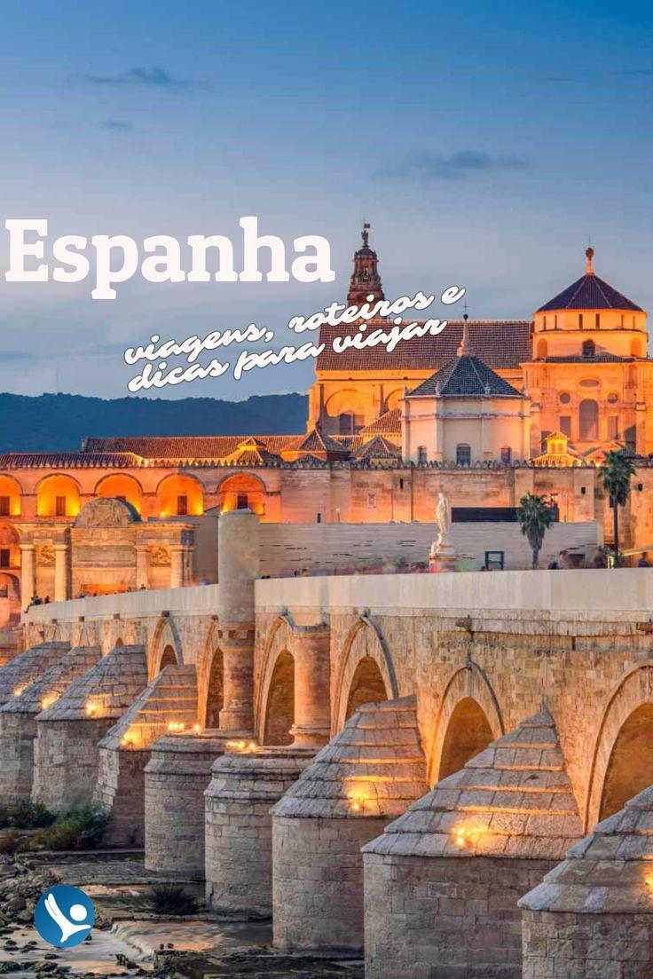 Viagens, roteiros e dicas para viajar na Espanha, um dos mais entusiasmantes países europeus.