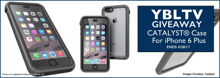 CATALYST® Case For iPhone 6 Plus Waterproof Your Device With Catalyst Cases: YBLTV Review by Jack X The biggest problem I see with electronic device users is damage due to being dropped. There are a lot of companies that make cases promising to protect your devices from drops but few can say that they protect against water. One of the companies that does is Catalyst. For the past month I have had the opportunity to test out a phone case …