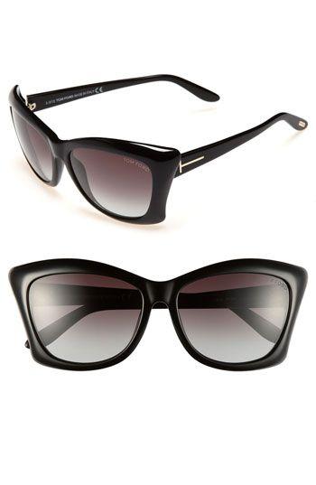 Tom Ford 'Lana' 59mm Sunglasses in Black