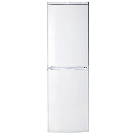 Buy Hotpoint RFAA52P Freestanding Fridge Freezer, A+ Energy Rating, 55cm Wide, White Online at johnlewis.com
