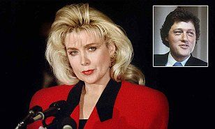 Gennifer Flowers claims she had a 12-year affair with Clinton in Arkansas. She recorded their phone calls between December 1990 and December 1991 after they stopped seeing each other.
