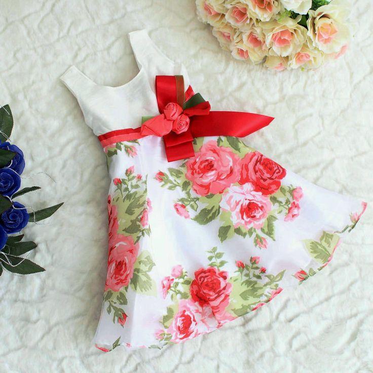 2014 девушка платье, девушка летом печати платье бренда, ребенок 3 слоя с луком и ленты партия шифон цветочные платья девушки-в платьях от детей и Mothercare на Aliexpress.com | Alibaba Group