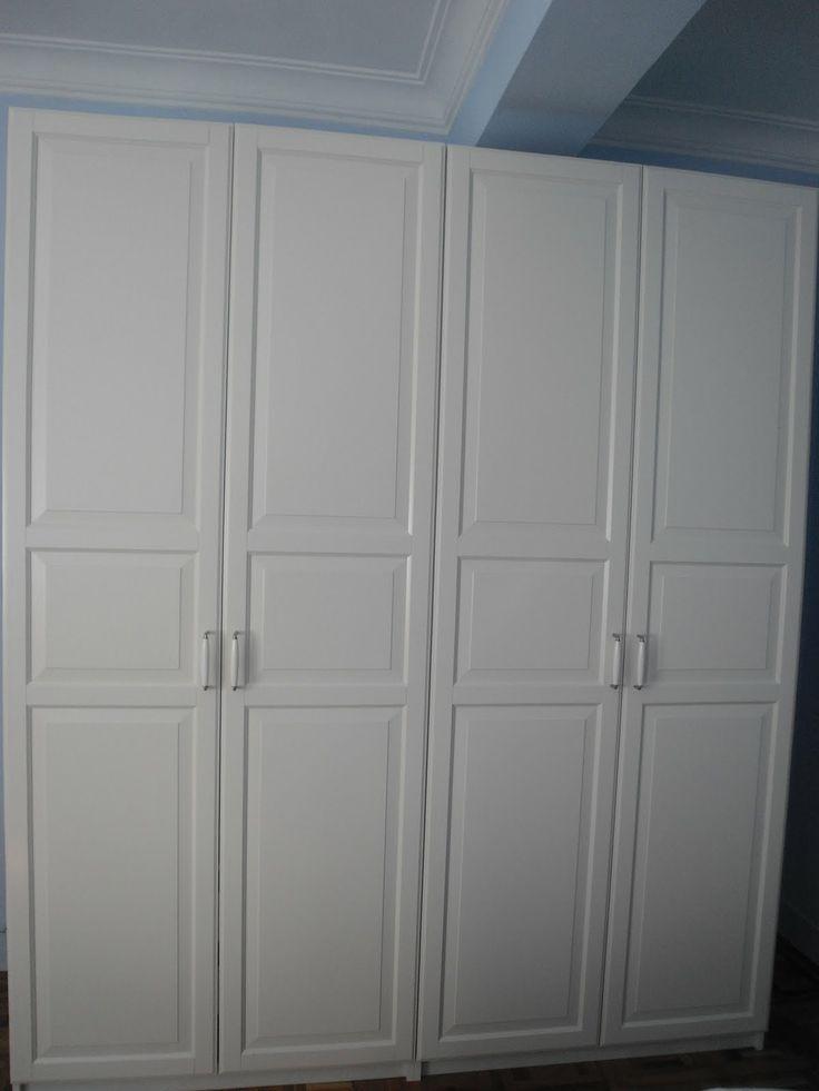 Mejores 79 im genes de armario en pinterest armario - Armarios para almacenaje ...