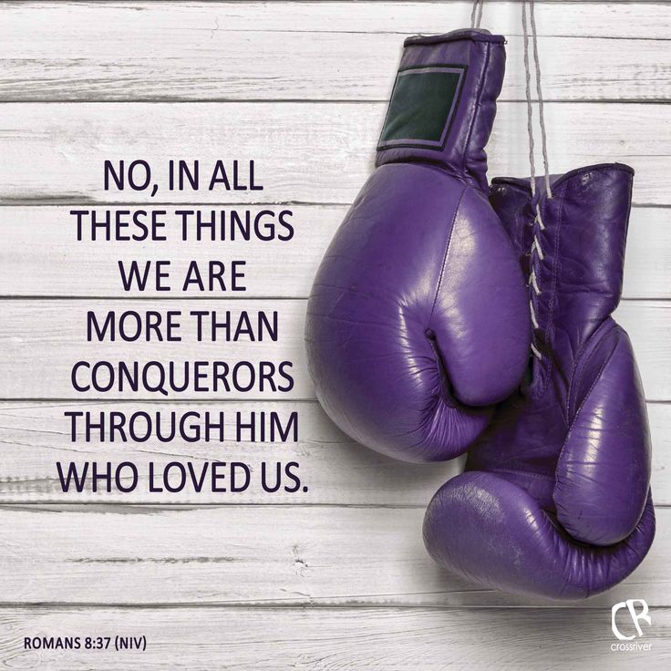 This week we're celebrating the release of #Unbeaten! Author @LindseyMBell has shared her favorite verses from the study. Up first... a great one from Romans. No, in all these things we are more than conquerors through him who loved us. - Romans 8:37 #NIV #Bible