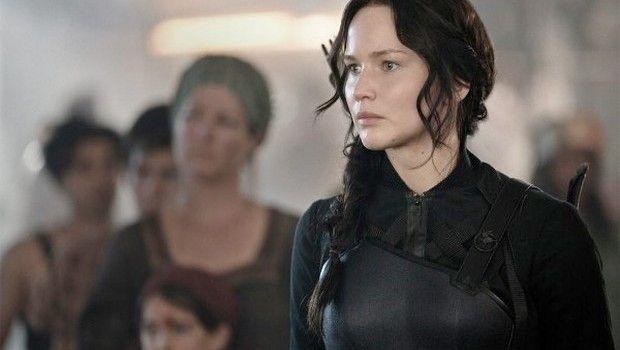 Hunger Games 3 - Il canto della rivolta parte 1: clip e spot tv in italiano