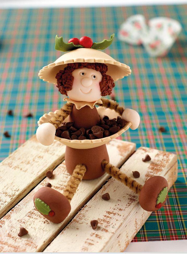 Sugar Wobblies for Cake Decorating #cake #bake #baking #food #cute #icing #sugar #sweet #cakedecor